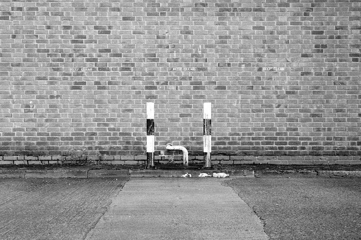 Kodak Tri-X 400Pushed