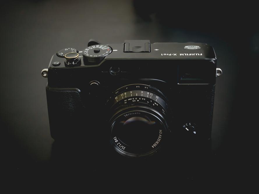 Fujifilm X-Pro1 ManualFocus