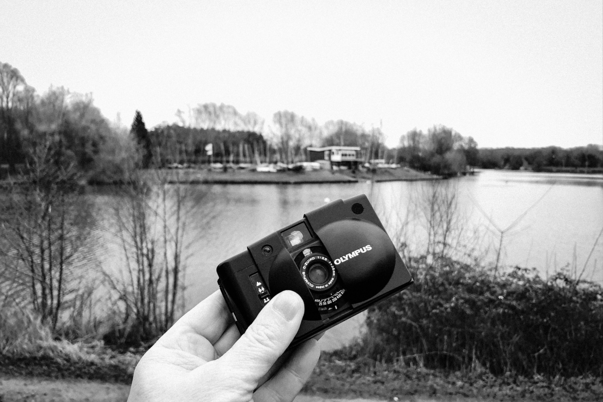 Thoughts on the OlympusXA2