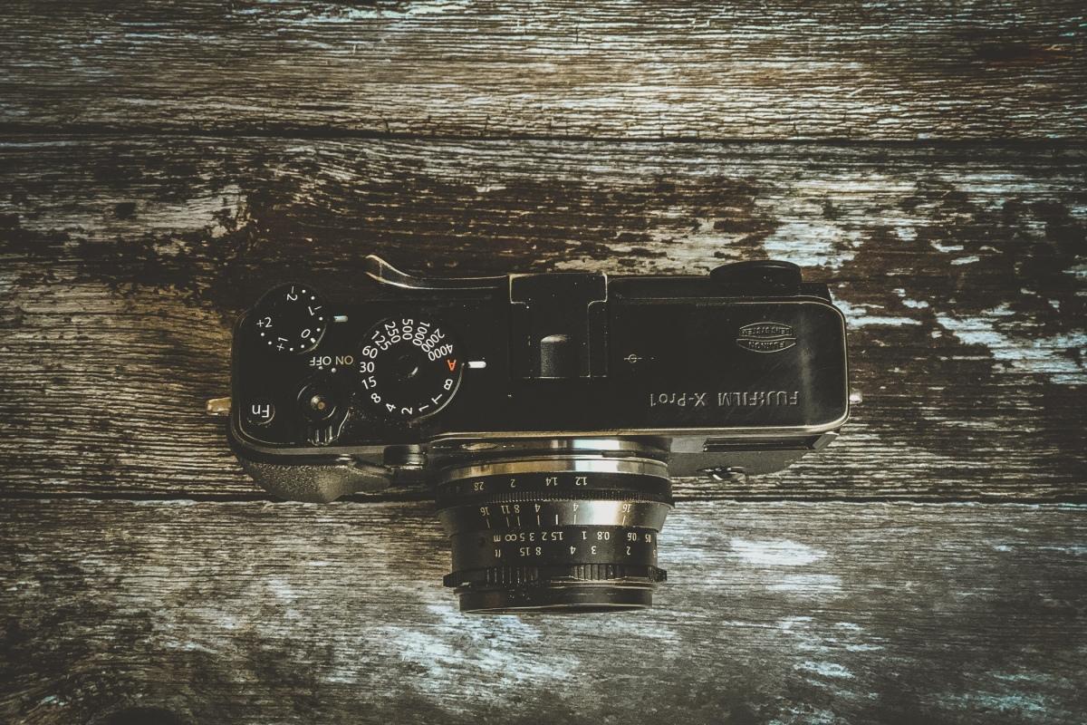 The Case for the FujifilmX-Pro1