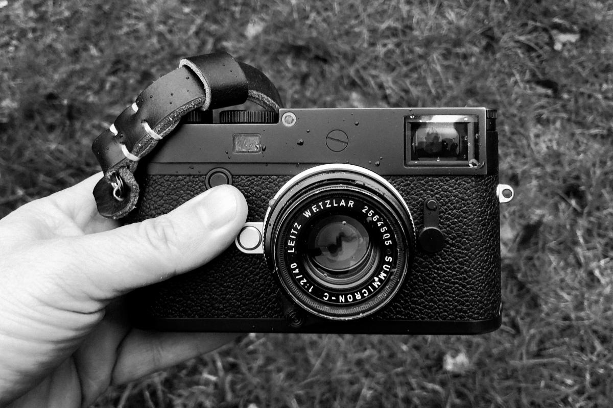 Leica Summicron 40mmf2