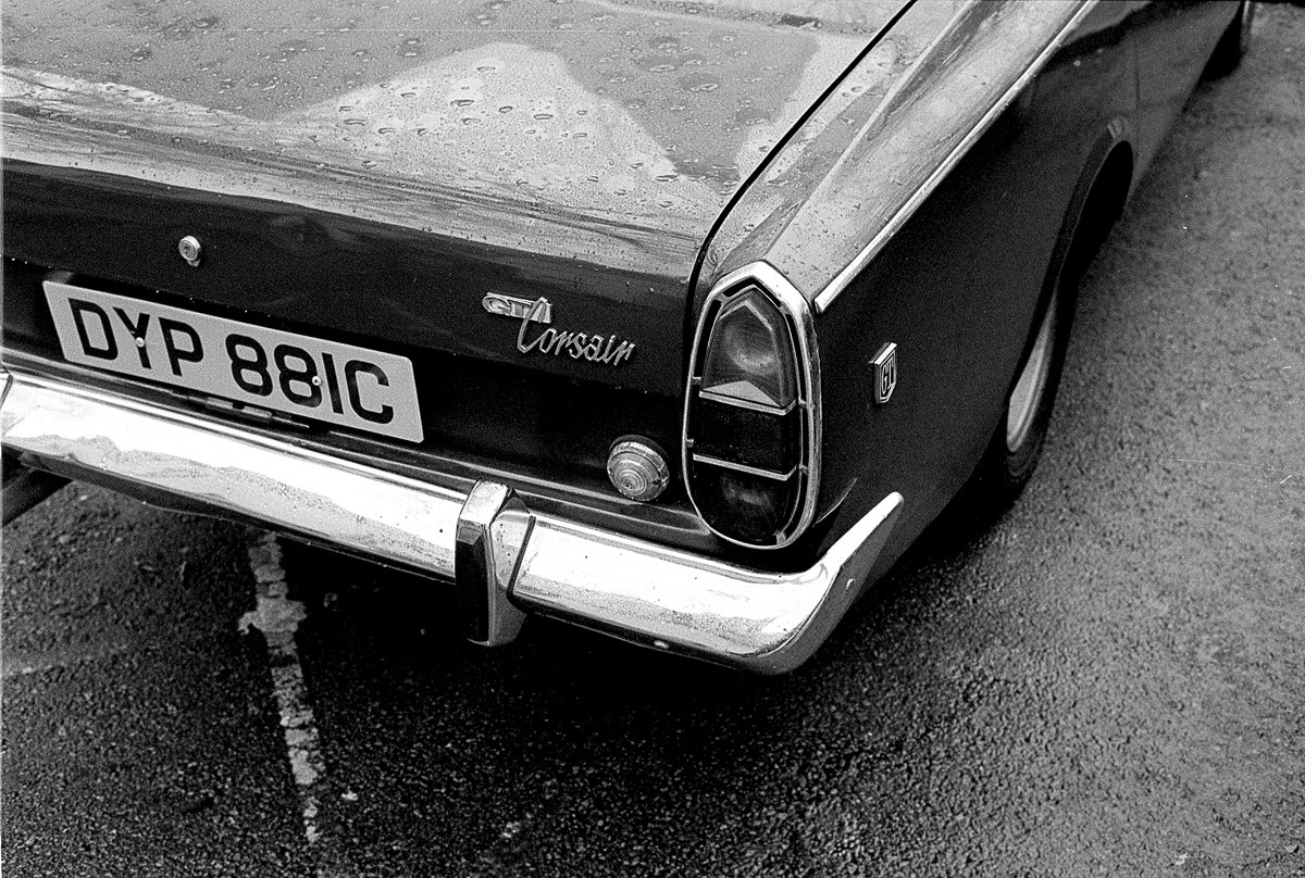 Classic Cars in Black andWhite