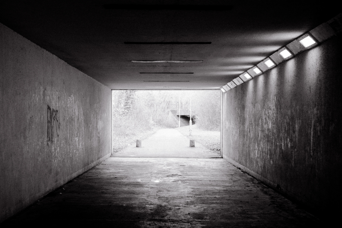 Light at the end of theTunnel