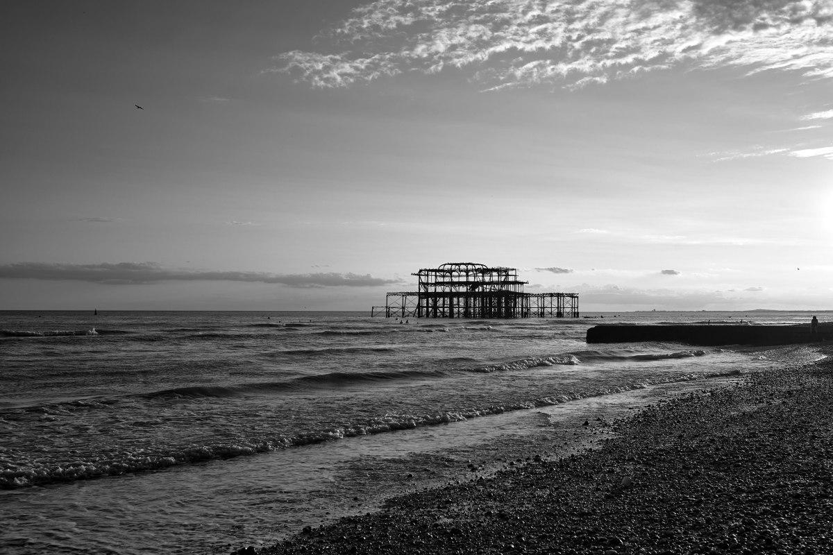 Evening Calm – Brighton OldPier